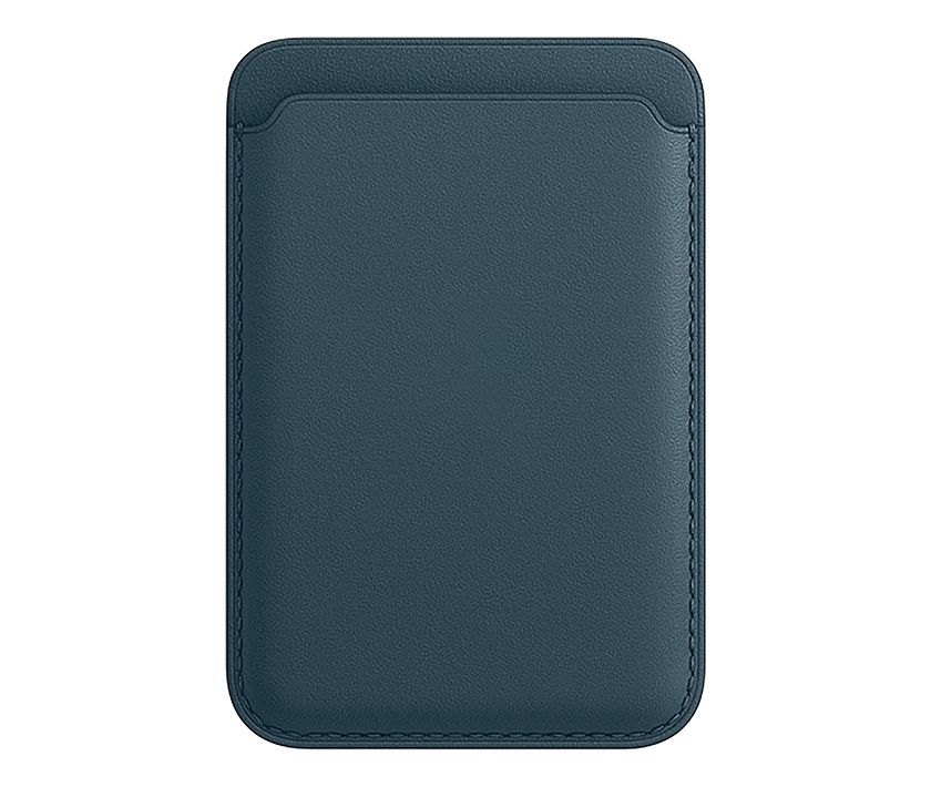magsafe wallet(Baltic Blue)
