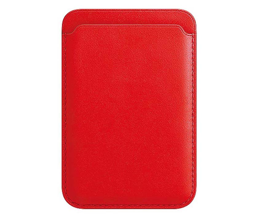 magsafe wallet(Red)